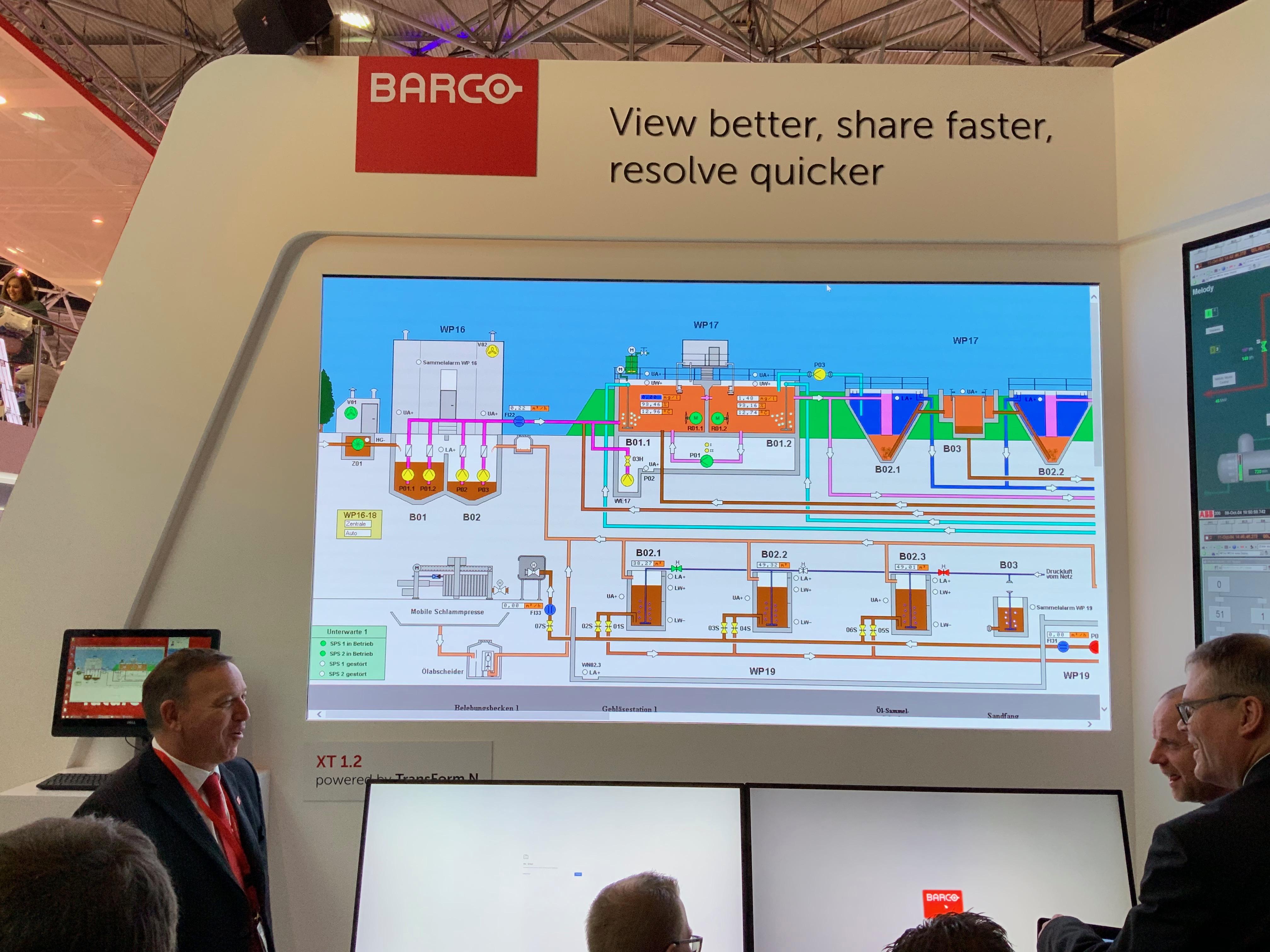 Barco představilo nové projektory