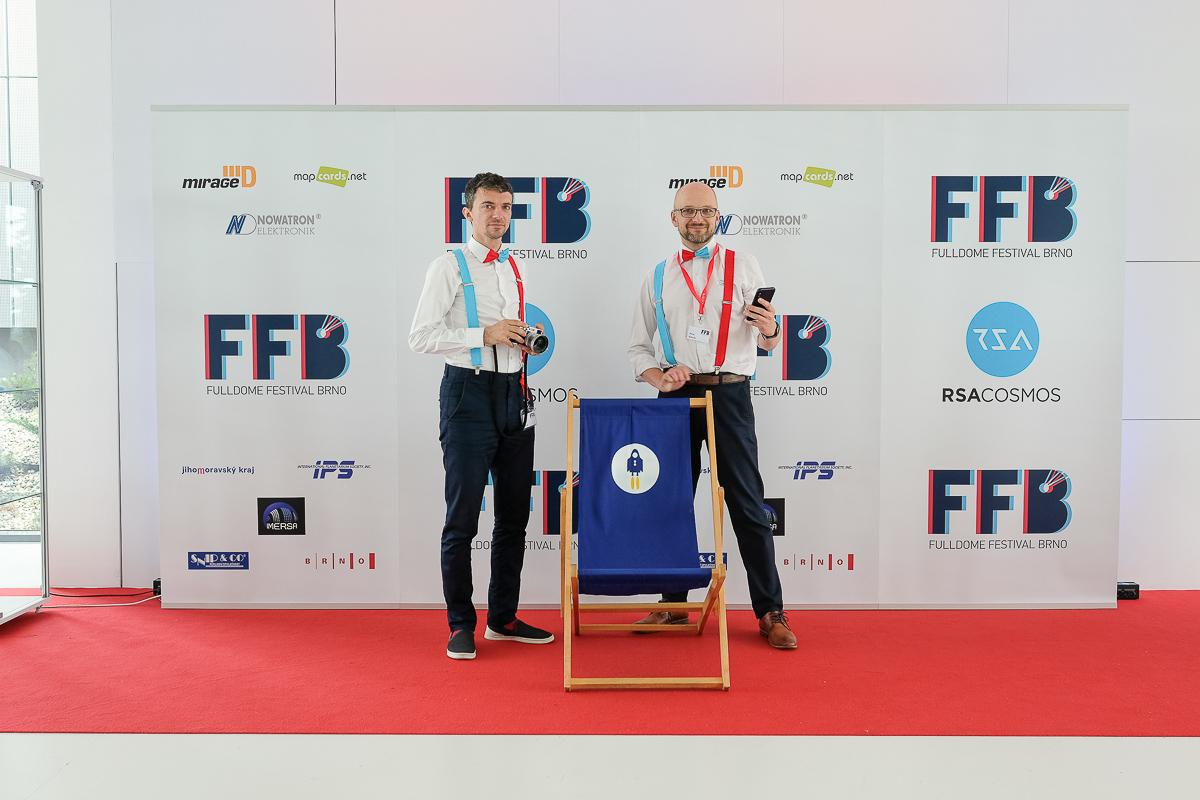 Nowatron Elektronik partnerem Fulldome festivalu Brno 2019