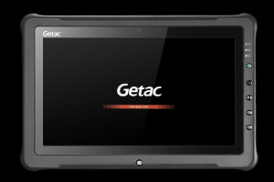Odolný tablet Getac F110