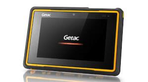 Odolný tablet Getac Z710 se systémem Google Android
