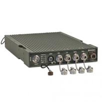 "MilDef 19""/2 Sat Router SRM201"