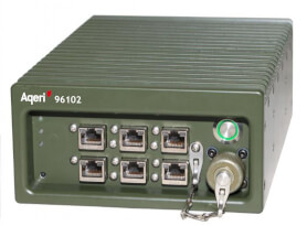 Odolný mobilní router Aqeri 96102