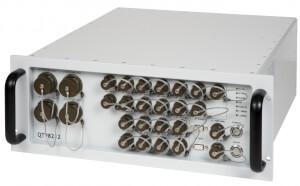 Odolný router Aqeri 98212 s výškou 4U pro zabudování do 19'' racku