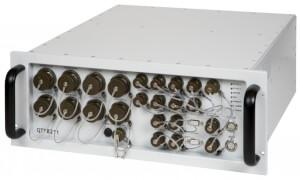 Odolný router Aqeri 98211 s výškou 4U pro zabudování do 19'' racku