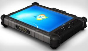 Xplore iX104C5 DML - odolné tablet PC