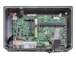 Pasivně chlazené průmyslové Box PC LexCom LexSystem CUBE