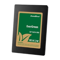 "EverGreen 2.5"" SATA SSD MLC"