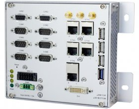 MEN BE10A Entry-Level Box PC for Industrial Applications with ARM Cortex CPU