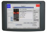 Communicator software a Touch Panel