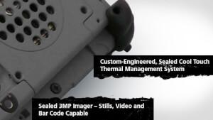 Xplore iX104C5 DMSR - odolné tablet PC s procesorem Intel® Core™ i7