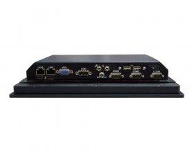"Lexcom 10.4"" STAR Bezel-Free Fanless Panel PC s deskou 2I385CW"