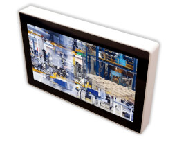 "13.3"" SHARK Bezel-free Fanless Panel"