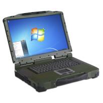 Odolný armádní notebook MilDef Rocky RF10