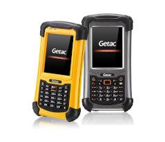 Getac PS336 - odolné MDA s certifikací MIL-STD 810G, krytím IP68 a OS Windows® Embedded Handheld 6.5