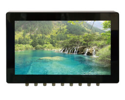 "LexCom 13.3"" SHARK Bezel-free Waterproof Panel PC - s deskou 2I385HW"