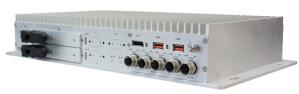 BL70S - Odolné Box PC pro drážní aplikace v souladu s EN50155