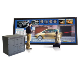 Barco XDS-1000 - Multi-windowing display management system