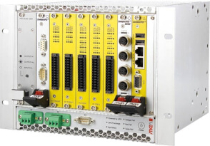 MH50C - Modular Train Control System (MTCS) Controller for Rolling Stock SIL4 EN50155