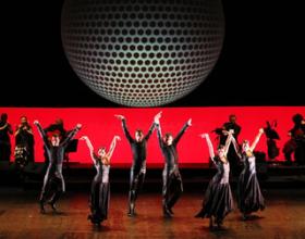 Taneční vystoupení - Suite Sevilla, Španělsko