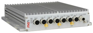 MEN BC50R - IP65 Box PC for In-Vehicle Applications