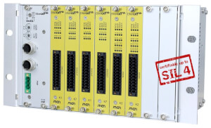 MEN KT8 - menTCS Remote I/O Extension for 8 Cards