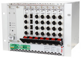 MEN NH30 - Rugged Fully Managed 29 Gbit/s Ethernet Switch