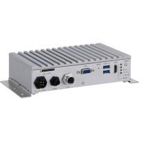 Nexcom nROK 1020 Intel Atom® x5-E3930 Fanless Railway Computer with EN50155