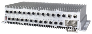 MEN NL34 - Robust 24-Port Fully Managed Ethernet Switch with PoE