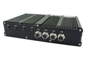 Sintrones VBOX-3611-IP65  Intel Gen6 Core i7-6600U CPU with HD 520 GPU IP65 In-Vehicle Computer