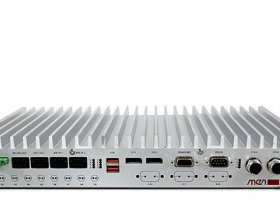 Box PC MEN BL50W pro bezdrátovou komunikaci