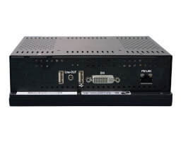 "LexSystem 7"" Fanless Panel PC s deskou 2I268C-D"